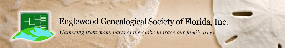 Englewood Genealogical Society of Florida